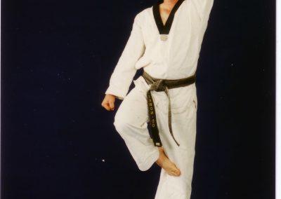 Grandmaster Stan Swope Circa 1992