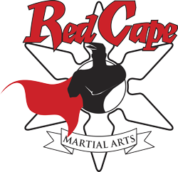 Red Cape Martial Arts logo