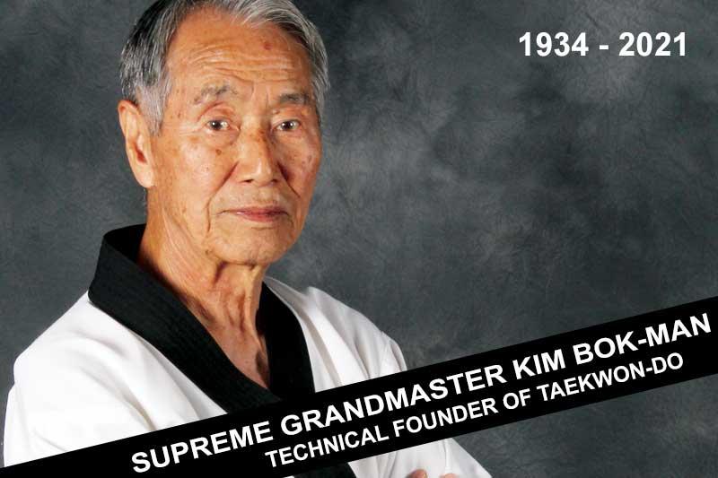 Supreme Master Kim Bok-Man (1934-2021)